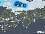 2021年05月10日の近畿地方の雨雲レーダー