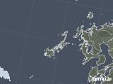 2021年05月10日の長崎県(五島列島)の雨雲レーダー