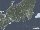 2021年05月11日の関東・甲信地方の雨雲レーダー