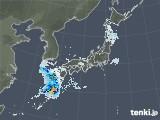 雨雲レーダー(2021年05月11日)