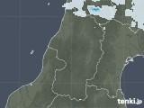 2021年05月11日の山形県の雨雲レーダー