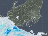 2021年05月12日の関東・甲信地方の雨雲レーダー