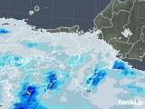 2021年05月12日の近畿地方の雨雲レーダー