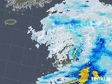 雨雲レーダー(2021年05月12日)