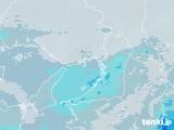 2021年05月12日の大阪府の雨雲レーダー