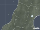 2021年05月12日の山形県の雨雲レーダー
