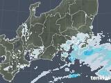 2021年05月13日の関東・甲信地方の雨雲レーダー