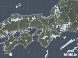 2021年05月13日の近畿地方の雨雲レーダー