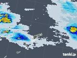 2021年05月13日の鹿児島県(奄美諸島)の雨雲レーダー