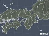 2021年05月14日の近畿地方の雨雲レーダー