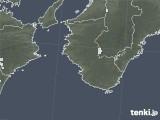 2021年05月14日の和歌山県の雨雲レーダー