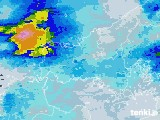 雨雲レーダー(2021年05月15日)