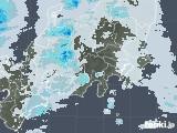 2021年05月16日の関東・甲信地方の雨雲レーダー