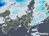 2021年05月16日の近畿地方の雨雲レーダー