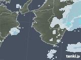 2021年05月16日の和歌山県の雨雲レーダー