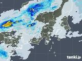 2021年05月17日の関東・甲信地方の雨雲レーダー