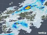 2021年05月17日の近畿地方の雨雲レーダー