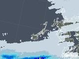 2021年05月17日の長崎県(五島列島)の雨雲レーダー