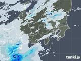 2021年05月18日の関東・甲信地方の雨雲レーダー