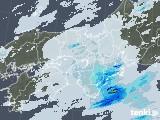 2021年05月18日の近畿地方の雨雲レーダー