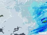2021年05月18日の和歌山県の雨雲レーダー