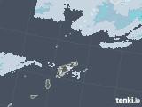 2021年05月18日の鹿児島県(奄美諸島)の雨雲レーダー