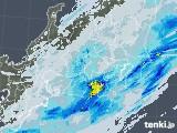2021年05月19日の関東・甲信地方の雨雲レーダー