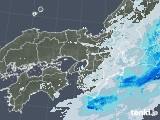 2021年05月19日の近畿地方の雨雲レーダー