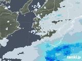 2021年05月19日の和歌山県の雨雲レーダー