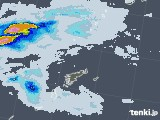 2021年05月19日の鹿児島県(奄美諸島)の雨雲レーダー