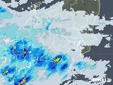 2021年05月20日の関東・甲信地方の雨雲レーダー