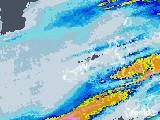 2021年05月20日の長崎県(五島列島)の雨雲レーダー