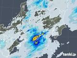 2021年05月21日の関東・甲信地方の雨雲レーダー