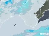 2021年05月21日の和歌山県の雨雲レーダー