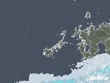 2021年05月21日の長崎県(五島列島)の雨雲レーダー