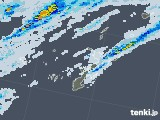 2021年05月21日の沖縄県の雨雲レーダー