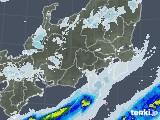 2021年05月22日の関東・甲信地方の雨雲レーダー