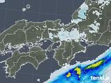 2021年05月22日の近畿地方の雨雲レーダー