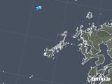 2021年05月22日の長崎県(五島列島)の雨雲レーダー