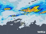 2021年05月22日の沖縄県の雨雲レーダー