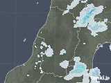 2021年05月22日の山形県の雨雲レーダー