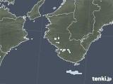 2021年05月23日の和歌山県の雨雲レーダー