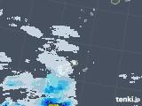2021年05月23日の鹿児島県(奄美諸島)の雨雲レーダー