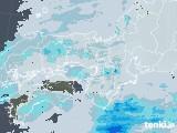 2021年05月24日の近畿地方の雨雲レーダー