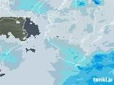 2021年05月24日の和歌山県の雨雲レーダー