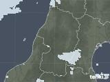2021年05月24日の山形県の雨雲レーダー