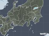 2021年05月25日の関東・甲信地方の雨雲レーダー