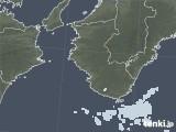 2021年05月25日の和歌山県の雨雲レーダー