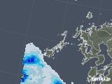 2021年05月25日の長崎県(五島列島)の雨雲レーダー