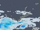 2021年05月25日の沖縄県の雨雲レーダー